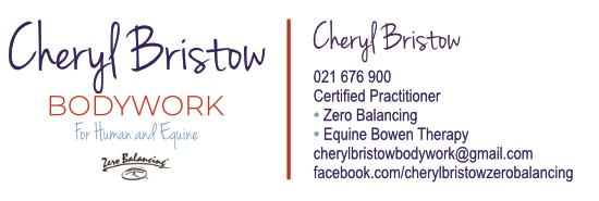 Cheryl Bristow Bodywork