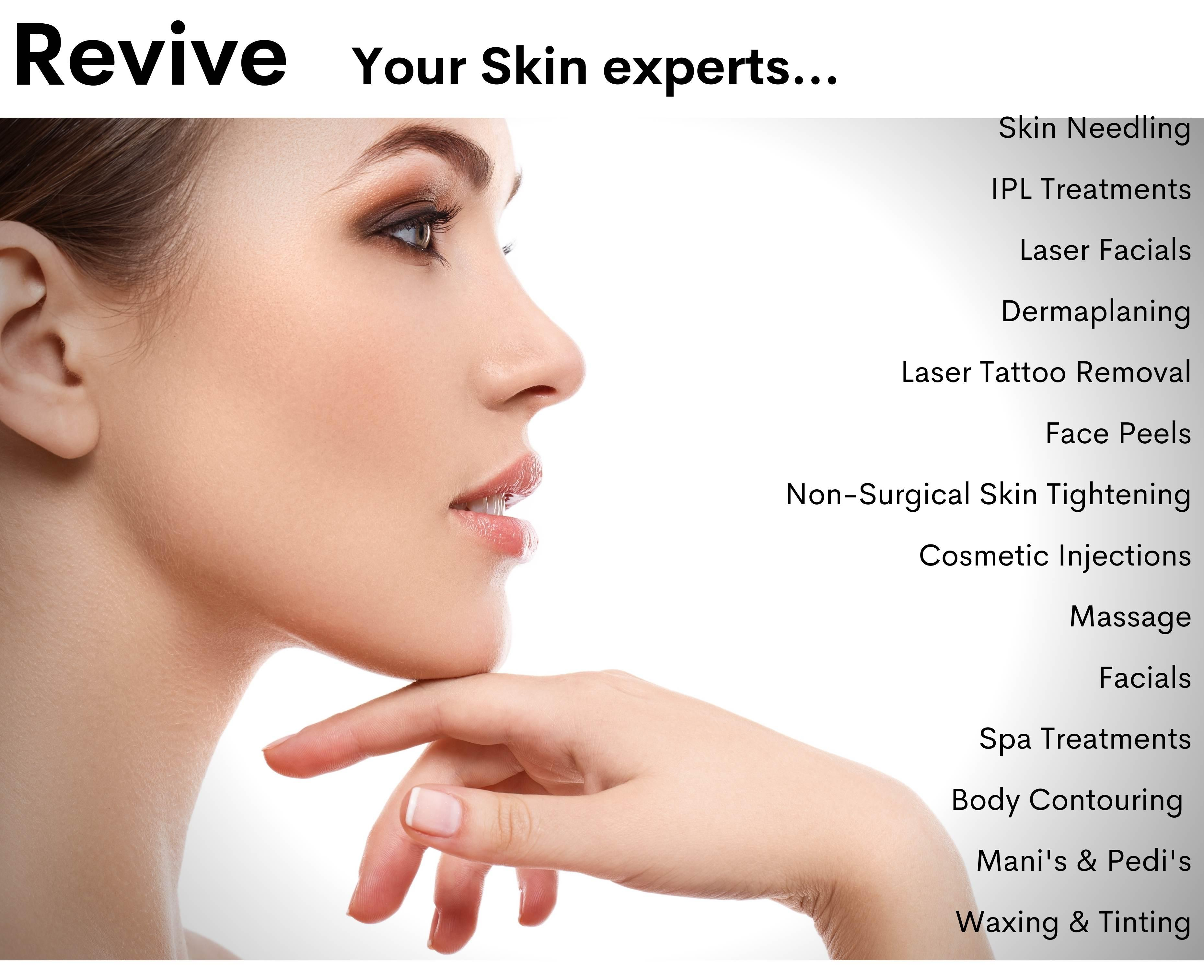 Revive, Skin and Beauty