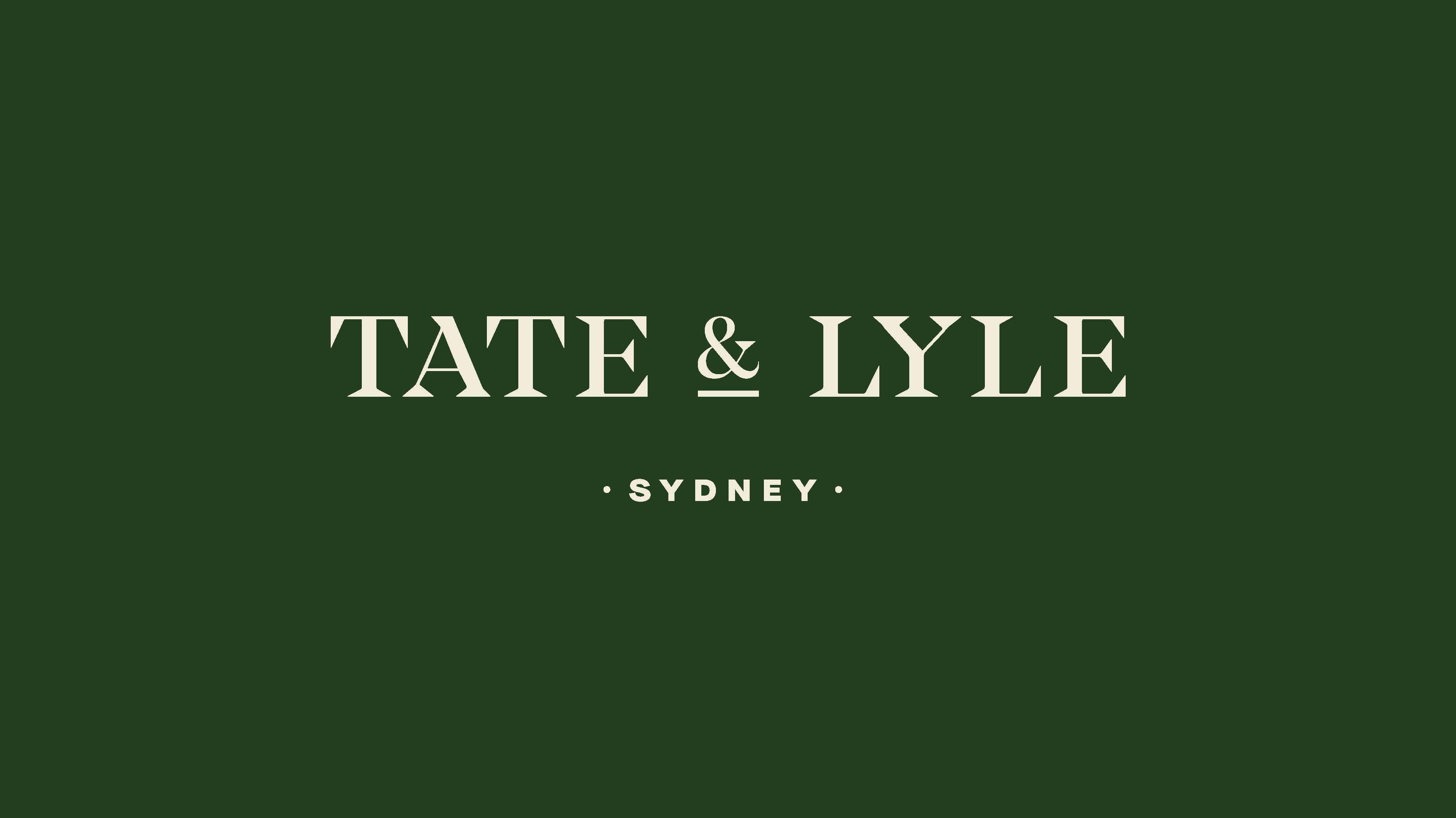 Tate & Lyle®