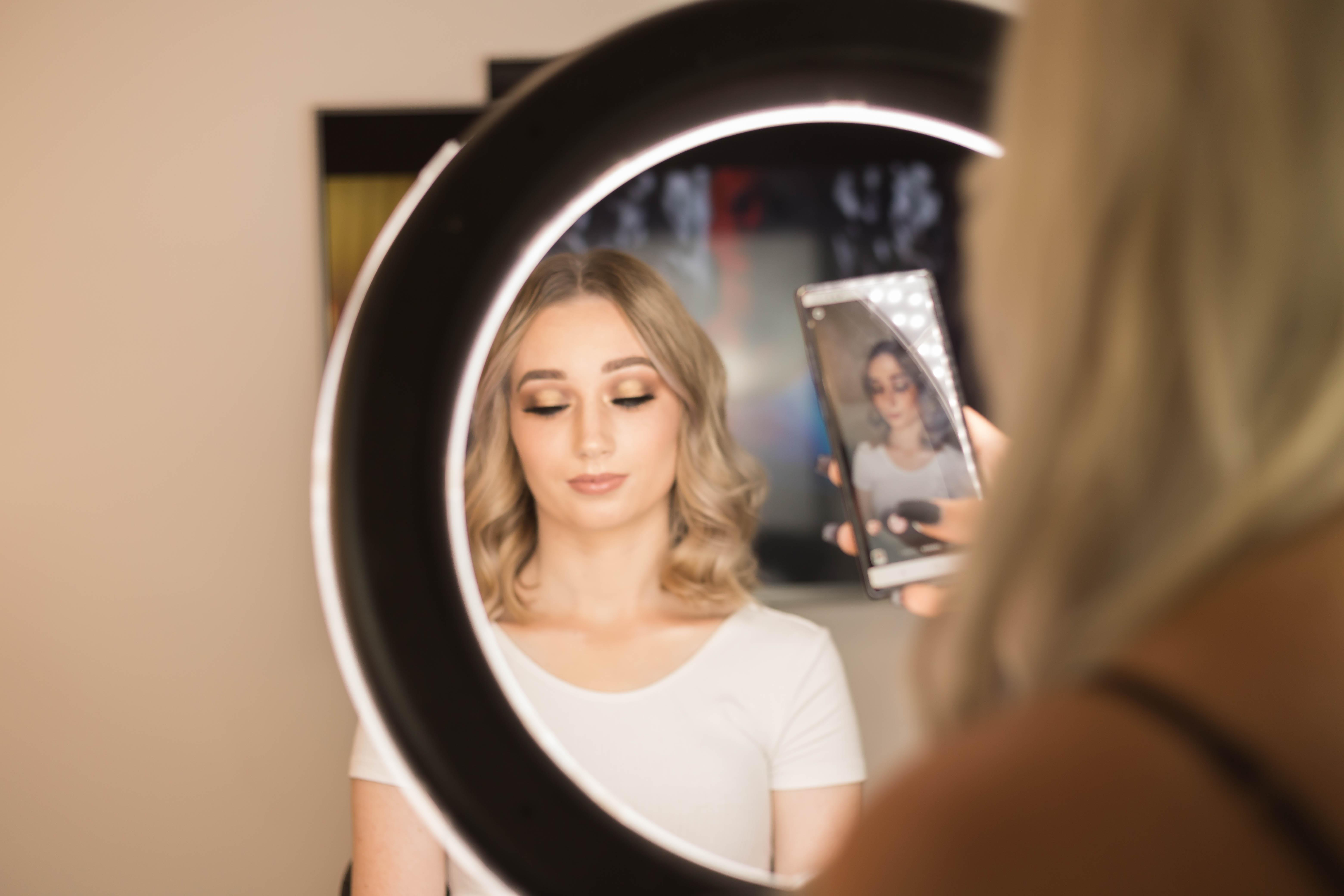 Makeup Artist Tanya Golden