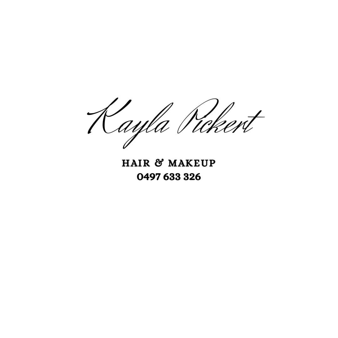 Kayla Pickert Hair & Makeup