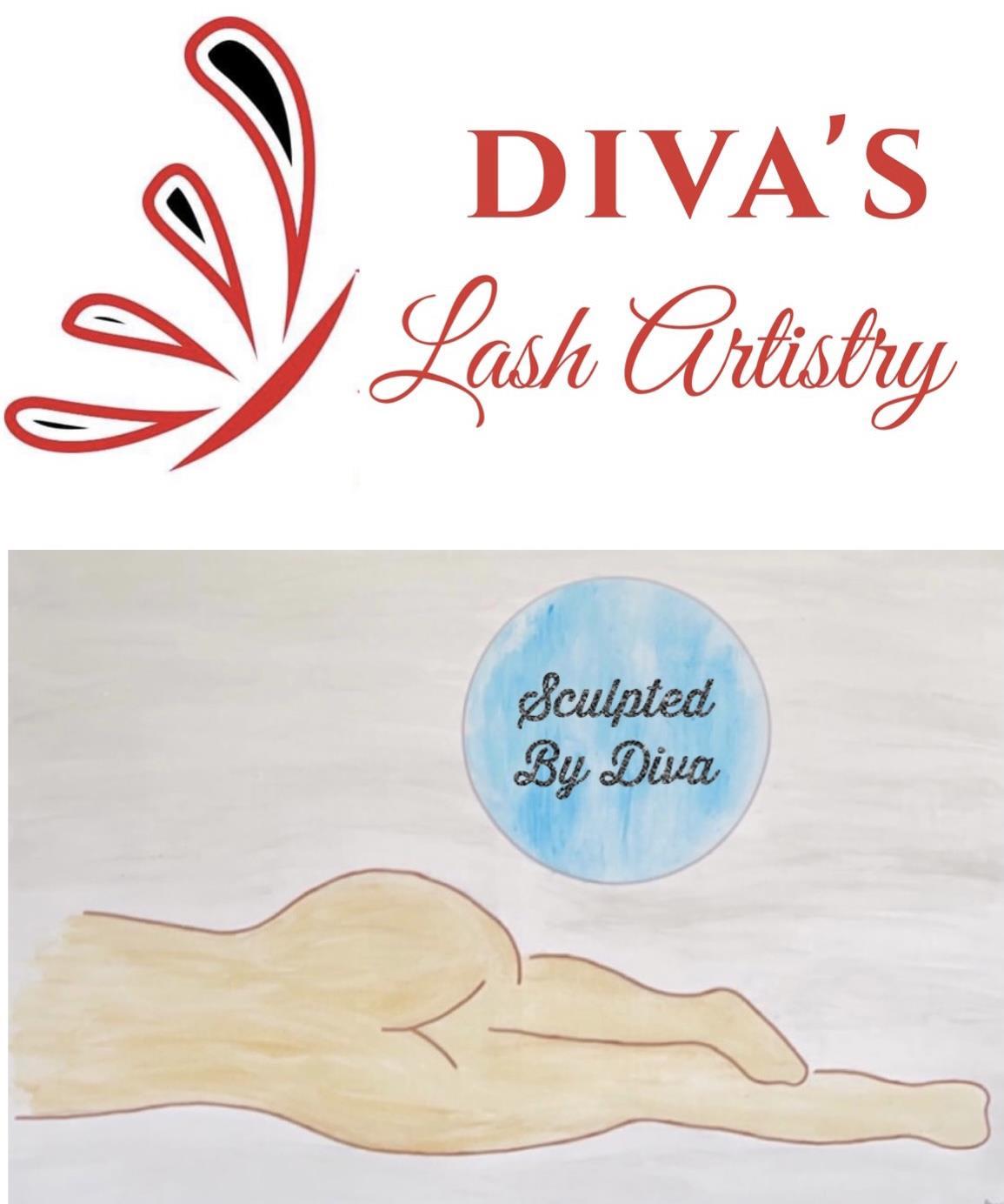 Diva's Lash Artistry & Sculpted by Diva