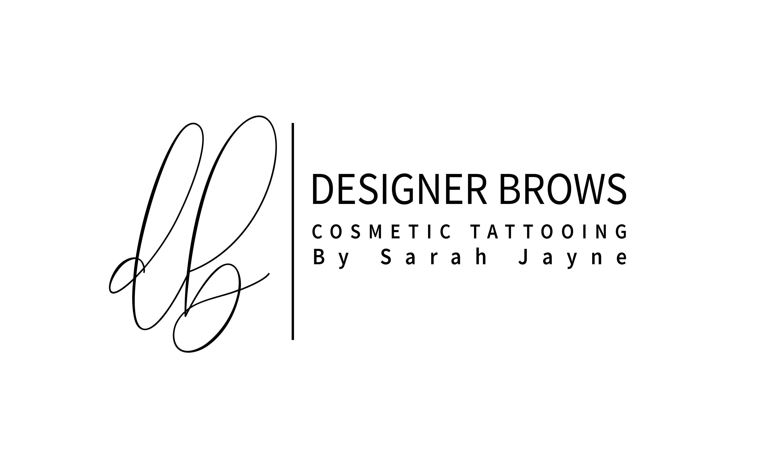 Designer Brows by Sarah Jayne