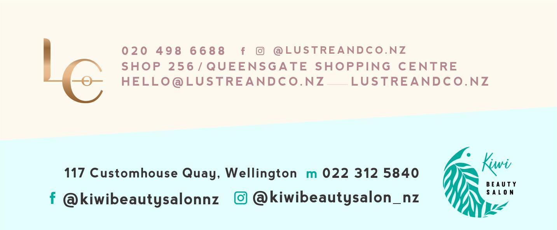 Lustre & Co ♡ Kiwi Beauty Salon