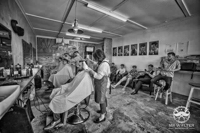 Mr Walter Barber shop