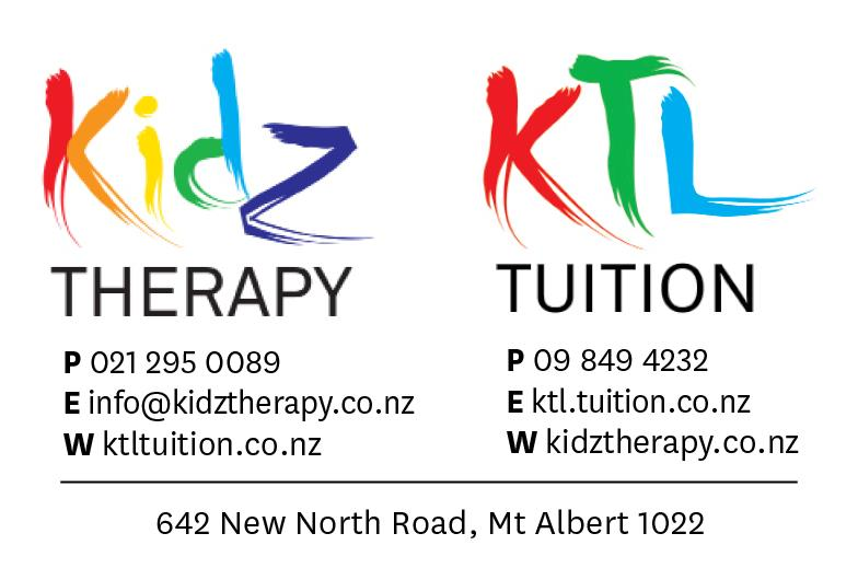 Kidz Therapy and KTL Tuition