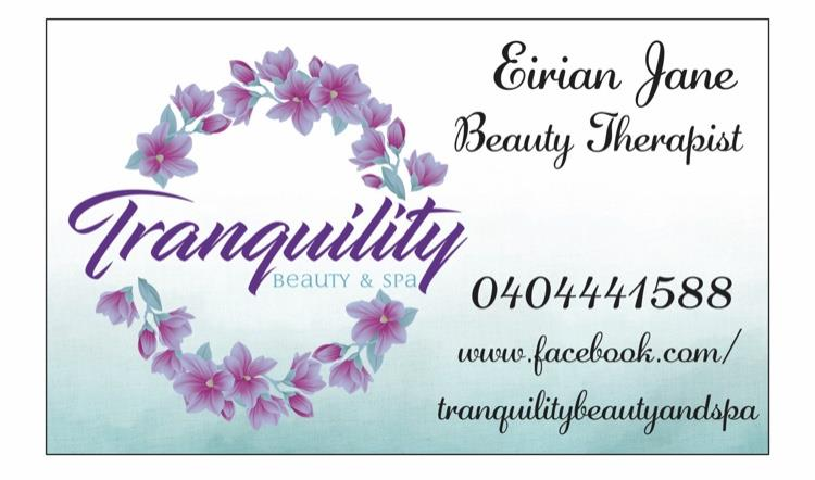 Tranquility Beauty & Spa