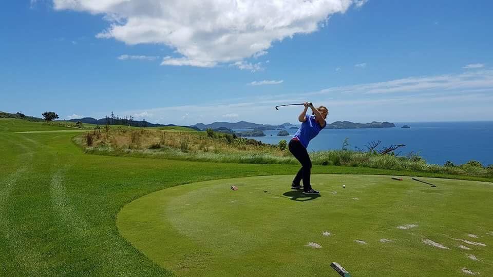 Alana Wylie Golf