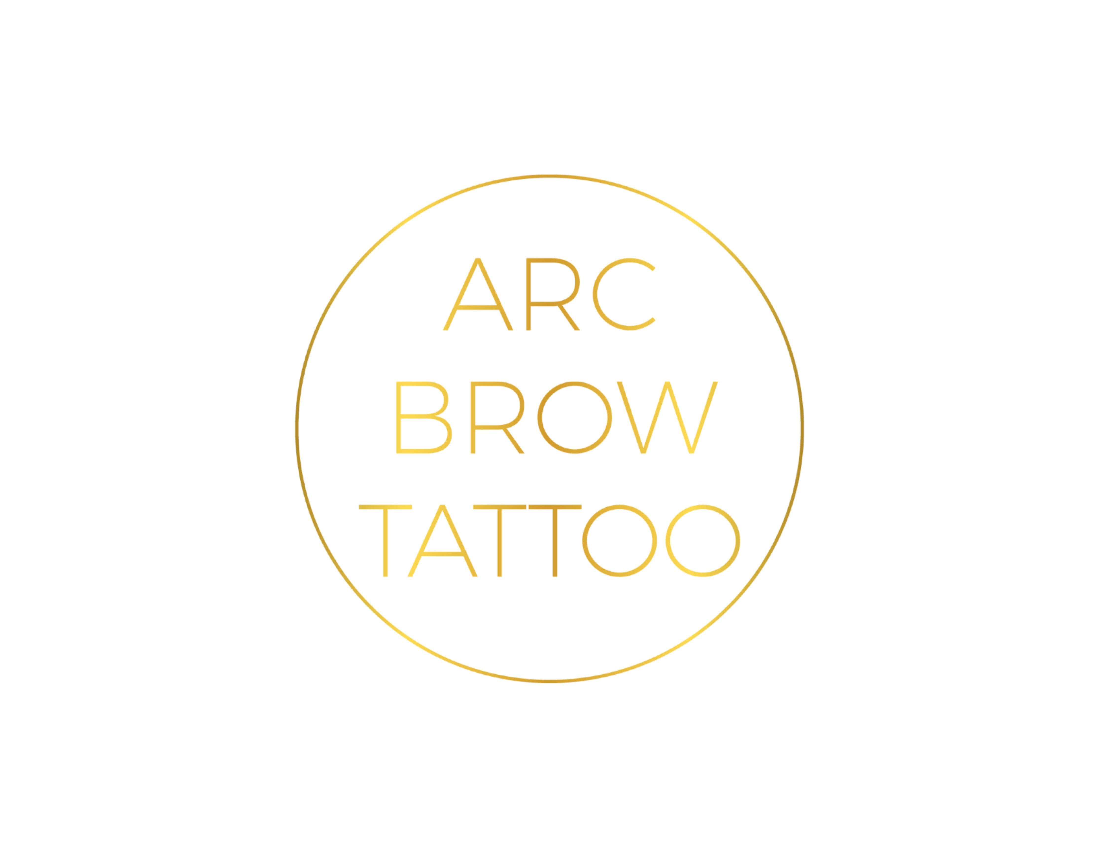 Arc Brow Tattoo