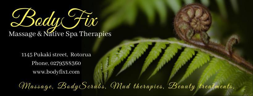 BodyFix Massage & Native Spa Therapies