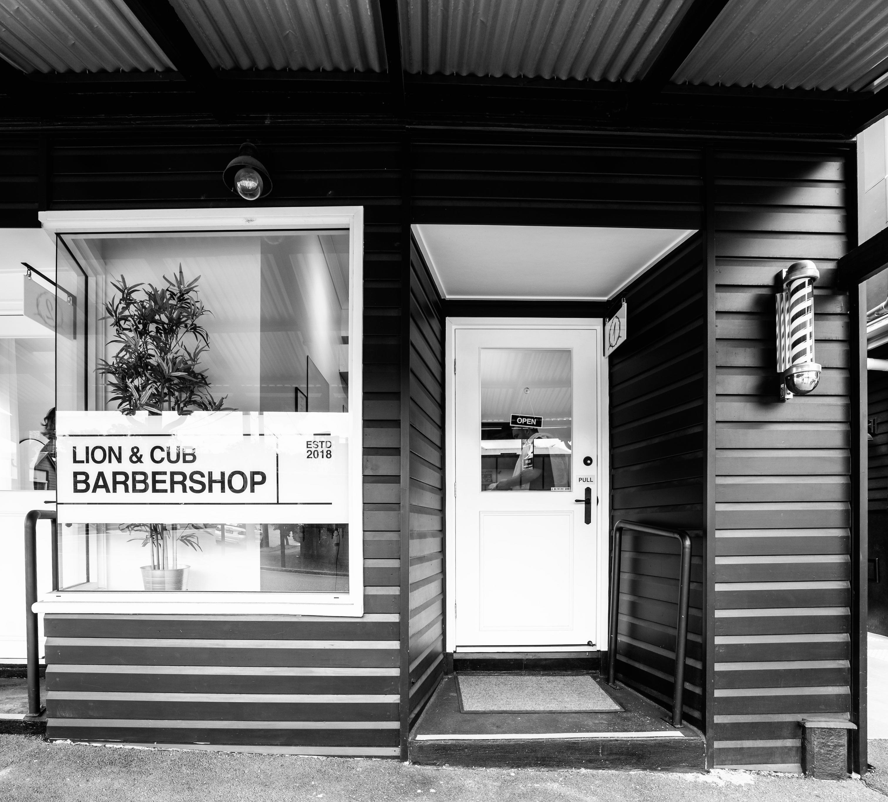 Lion & Cub Barbershop